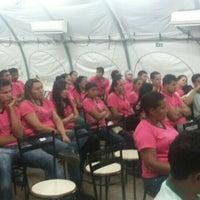 Photo taken at Nutribem (Canteiro Camargo Correa) by Arika L. on 10/17/2015
