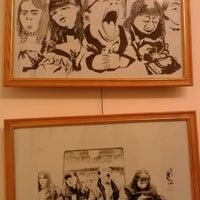 Photo taken at Museo de la Caricatura by Mane G. on 11/28/2013