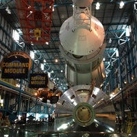 Photo taken at Apollo/Saturn V Center by Mel C. on 11/19/2012