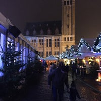 Photo taken at Kerstmarkt Roeselare by Charline H. on 12/30/2016