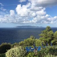 9/18/2016にЕлена С.がTorre di Cala Piccola Hotel Monte Argentarioで撮った写真
