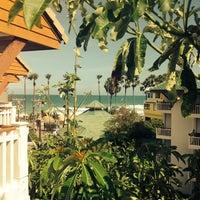 Photo taken at Karon Princess Hotel by Кристина З. on 7/6/2014