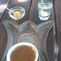 Photo taken at Moğti Karadeniz Çay Evi by Dilek ö. on 7/16/2017