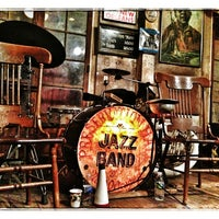 Photo taken at Preservation Hall by Kev on 1/22/2013