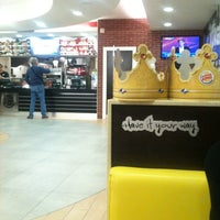 Photo taken at Burger King by Marco P. on 10/3/2012