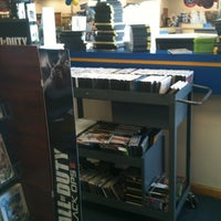 Photo taken at Blockbuster by Gustavo S. on 3/18/2013