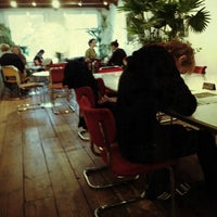 Photo taken at De Koffie Salon by Djurre d. on 12/16/2012