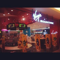 Photo taken at Virgin Megastore ڤيرجن ميجاستور by Abdul Hamid A. on 10/27/2012
