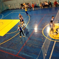 Photo taken at Дворец Спорта Прометей by Dimasik K. on 10/17/2014