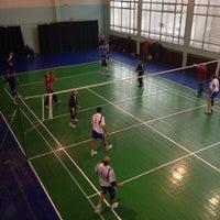 Photo taken at Дворец Спорта Прометей by Dimasik K. on 10/18/2014