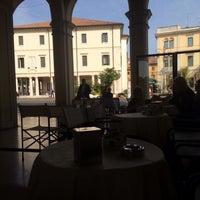 Photo taken at Bar Alla Loggia by Alessia P. on 5/10/2014