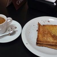Photo taken at Café da Praça by Gustavo P. on 8/14/2014