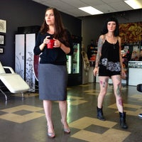 Photo taken at The Experience Ink Tattoo and Smoke Shop by Vin A. on 5/30/2013