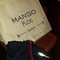 Photo taken at Mango by Nadya D. on 10/26/2014