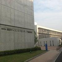 Photo taken at Yokohama Science Frontier High School by Murakawa Y. on 7/12/2013