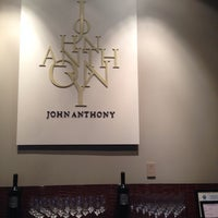 Photo taken at John Anthony by Monica L. on 10/13/2014
