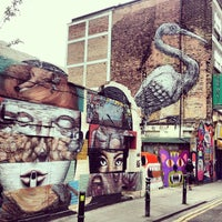 Photo prise au Brick Lane Market par Sergi V. le5/19/2013
