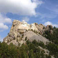Photo taken at Mount Rushmore National Memorial by David N. on 6/11/2013