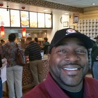 Photo taken at Popeyes by Shack N. on 7/16/2014