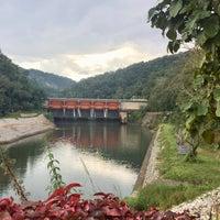 Photo taken at Kiu Lom Dam by Jack T. on 11/12/2017
