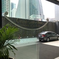 Photo taken at Grande Centre Point Hotel Terminal 21 by Jack T. on 2/8/2018