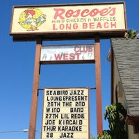 Photo taken at Roscoe's House of Chicken and Waffles - Long Beach by Cooper J. on 7/28/2013