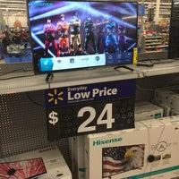 Photo taken at Walmart Supercenter by Cooper J. on 3/13/2017