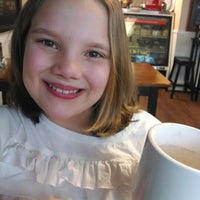 Photo taken at Something Simple Cafe by Jennifer A. on 2/27/2014