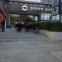 Photo taken at Plaza Polanco by Alex A. on 12/20/2012