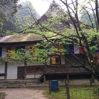 Photo taken at 釈迦山 百済寺 by 幹大 田. on 5/5/2014