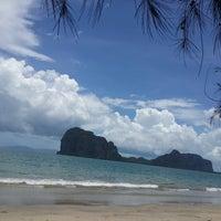 Photo taken at Koh Poo Koh Pla by Amy N. on 5/14/2014