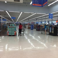Photo taken at Walmart Supercenter by Scott F. on 6/12/2016