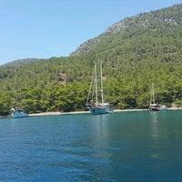 Photo taken at şeytan deresi koyu by Arzum B. on 8/19/2016