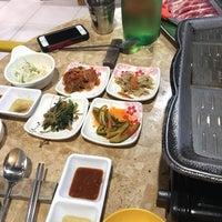Foto scattata a Don ga korean restaurant da Marie V. il 1/28/2017