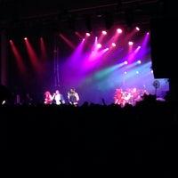 Photo taken at Sunset Cove Amphitheater by Shari B. on 7/27/2014