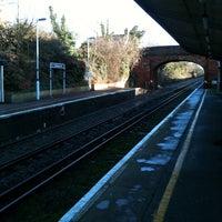 Photo taken at Birchington-on-Sea Railway Station (BCH) by Craig J. on 12/17/2012