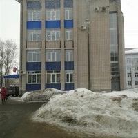 Photo taken at Севводпуть by Аксенова Н. on 3/4/2014