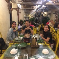Photo taken at Isdaan Floating Restaurant by Patrick A. on 1/22/2017
