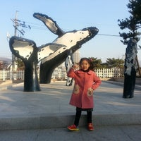 Photo taken at 부산해양자연사박물관 Busan Marine Nature History Museum by SuYoung J. on 12/1/2013