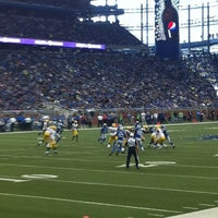Photo taken at Ford Field by Craig E. on 11/18/2012