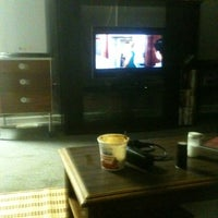 Photo taken at Couch At Station 16 by Mark D. on 12/31/2012