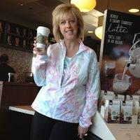 Photo taken at Starbucks by Susan P. on 4/26/2014