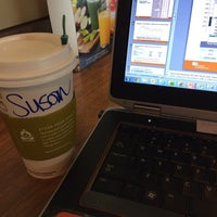 Photo taken at Starbucks by Susan P. on 6/20/2014
