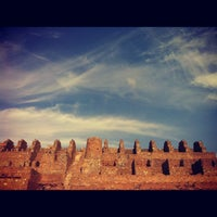 Foto tomada en Ruinas De Huanchaca por Carola J. el 1/21/2013