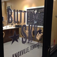 Photo taken at Buttermilk Sky Pie Shop by Kyle M. on 2/20/2014