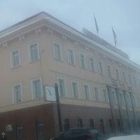Photo taken at ОАО Воткинский Завод by Игорь Б. on 2/28/2014