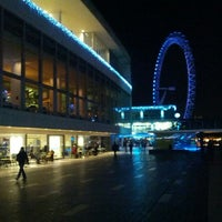Photo taken at Southbank Centre by Andreas E. on 12/14/2012