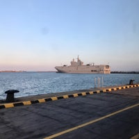 Photo taken at Changi Naval Base by Andreas E. on 6/9/2017