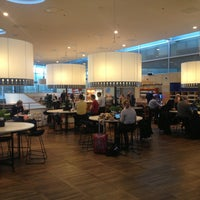 Photo taken at SAS Business/Scandinavian Lounge by Andreas E. on 4/2/2013
