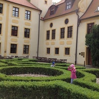 Foto tomada en Hotel Zamek Krokowa por Grzes Z. el 6/16/2014